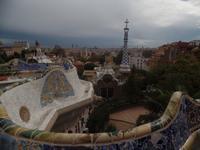 Park Güell von Gaudi in Barcelona (4)