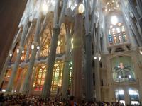 Die Sagrada Familia in Barcelona (38)