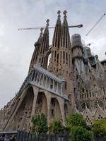 Die Sagrada Familia in Barcelona (45)