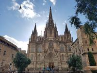 Kathedrale in Barcelona (7)