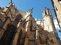 Altstadt in Barcelona (2)