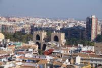 Porta de Serrans, Valencia