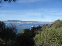 Hafenbucht von Gibraltar