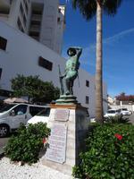 Einer der Eroberer von Gibraltar