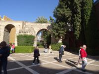 Die Gärten des Alcazar