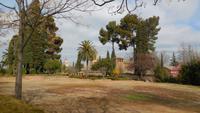 Auf dem Weg zur Alhambra