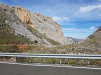Sierra de las Nieves bei Ronda und El Burgo