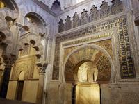 Die Mezquita in Cordoba - Die Kathedrale-Moschee