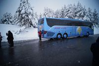 Im winterlichen Andorra