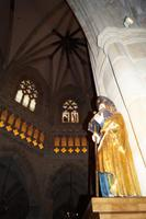 Santiago in der Kathedrale von Bilbao