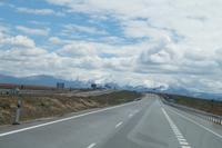 Die Sierra de Guadarrama, Zentralspanien