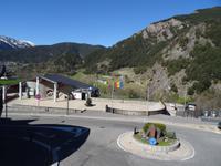 Jeder Kreisverkehr ist ein Kunstwerk in Andorra