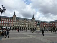 Madrid - Brothaus am Plaza Mayor