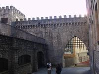 Ein Fallgitter - Vitoria-Gasteiz