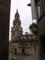 In den Straßenfluchten von Santiago öffenen sich immer wieder neue Panoramen