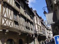 Burgundisches Fachwerk, Dijon