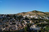 Albaicín und Sacromonte