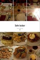 Impressionen vom 2. Abendessen in Córdoba