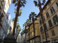 Herrschaftshaeuser in Malaga