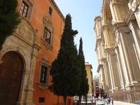 Die Uni und die Kathedrale von Granada