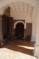 Im Kreuzgang des Klarissenkonvents, Carmona