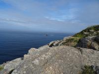 Der Atlantik vor Kap Finisterra