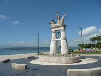 Denkmal für Juan de la Cosa in Santona