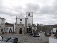 Marienkirche am Markt von Óbidos