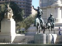 Cervantes/ Don Quijote/Sancho Panza