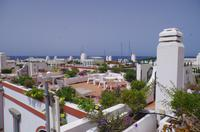 auf den Dächern der Stadt - Puerto de Mogan