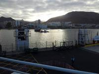 Los Cristianos Hafen