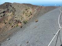 Volcan San Antonio La Palma