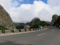 La Gomera – am Roque de Agando