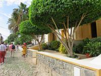 Rue de Banana in Cidade Velha