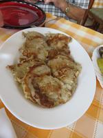 Mittagessen in Mindelo