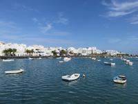 Stadthafen von Arrecife