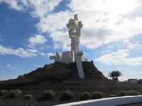 Bauerndenkmal von Cesar Manrique