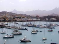 Hafen von Mindelo, Kapverden