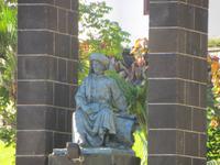 Denkmal Heinrich des Seefahrers am Catarina-Park in Funchal