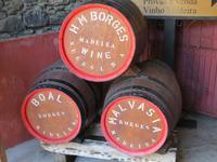 Weinprobe in Funchal