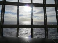 Nachmittagssonne an Bord