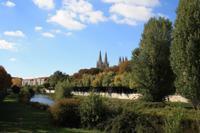 Burgos im Oktober