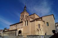 05-10-2016 Segovia, ehem. Kathedrale