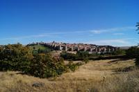 08-10-2016 Ávila, die besterhaltene Stadtmauer Europas