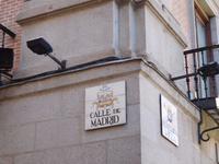 Madrid Calle de Madrid