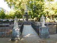 Aranjuez Brunnen