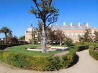 Aranjuez Gartenanlage