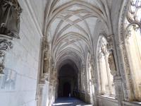 Toledo Kloster Kreuzgang