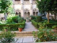 Toledo Klostergarten
