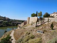 Toledo Stadtmauer